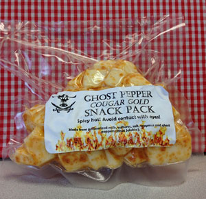 GP100: Ghost Pepper Snack Pack